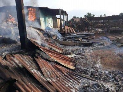 Côte d'Ivoire : A Binhouin, violent conflit entre Yacouba et Malinké suite à un accident, un mort, plusieurs biens calcinés