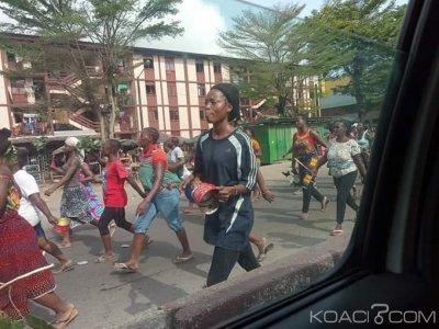 Côte d'Ivoire : A Yopougon des femmes dans les rues pour réclamer l'approvisionnement en eau potable