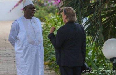 Sénégal:  Sibeth Ndiaye dans le gouvernement de Macron,  le photographe français de Sall chambre les nationalistes Sénégalais