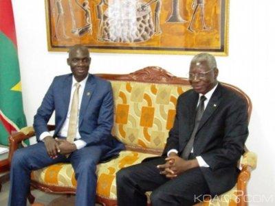 Côte d'Ivoire-Burkina : Le nouveau consul du Burkina à Abidjan a pris fonction