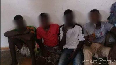 Côte d'Ivoire : BEPC 2019, des «microbes» qui tentaient d'agresser des candidats interpellés