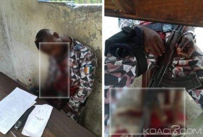 Côte d'Ivoire : Un jeune gendarme se suicide en se tirant une balle dans la tête avec son arme