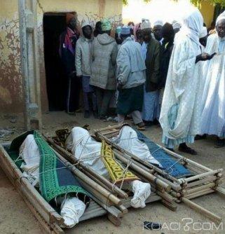 Nigeria : 28 villageois tués par balles par des bandits armés dans l'Etat de Zamfara