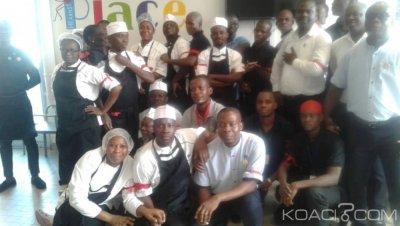 Côte d'Ivoire : Hôtel Novotel, mécontentement contre la direction, les employés en mode bandeaux rouges pour travailler