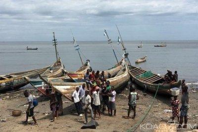 Séria Leone : Interdiction de la pêche industrielle pour un mois