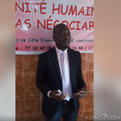 Côte d'Ivoire : Samba David « si on veut le changement, il faut se battre, il faut quitter la peur »