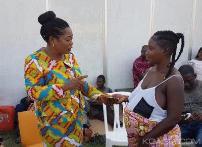 Côte d'Ivoire : Le maire de Cocody au secours des déguerpis de Mermoz qui ont trouvé refuge  au complexe d'Angré