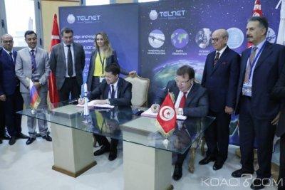 Tunisie : Un premier satellite  lancé en orbite par une fusée russe dès 2020