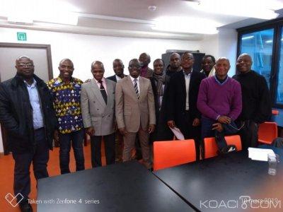 Côte d'Ivoire : Crise au FPI, des représentants du parti de l'extérieur « Gbagbo ait remplacé son slogan asseyons-nous et discutons  par celui qui n'est pas avec moi, est contre moi ».