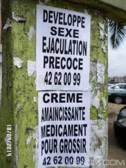 Côte d'Ivoire : La police annonce la destruction des affiches obscènes et indécentes sur le territoire national