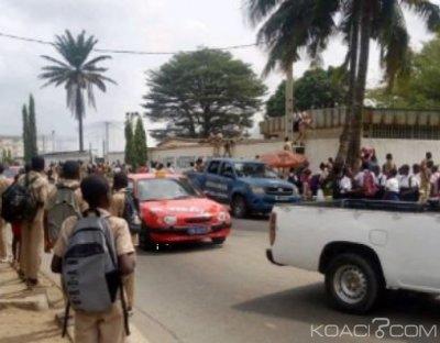 Côte d'Ivoire : Une rixe entre élèves perturbe les épreuves physiques du BEPC  au lycée moderne de Cocody, 17 blessés dont 6 graves