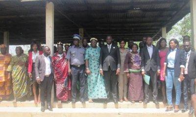 Côte d'Ivoire:  La chefferie et les autorités se mobilisent pour le nouveau président de la jeunesse de Brobo Kouassi Koffi Benoît