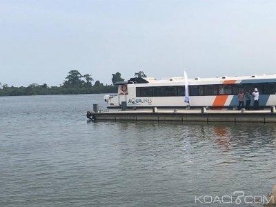 Côte d'Ivoire : Transport lagunaire, CITRANS s'installe à Bingerville et inaugure une gare à Abatta d'un coût de 9 milliards de FCFA