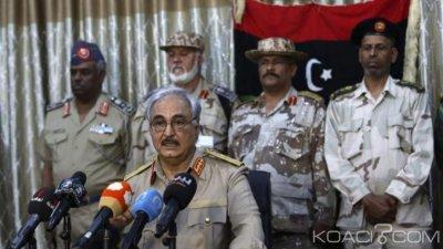 Libye : Les forces d'Haftar chassés de Tripoli, réunion d'urgence du conseil de sécurité de l' ONU