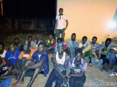 Côte d'Ivoire : Agboville, 21 infiltrés dans la forêt classée de Yapo-Abbé interpellés et 13 orpailleurs mis aux arrêts dans la forêt classée de Sanaimbo