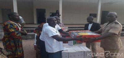 Côte d'Ivoire : Sécurisation communautaire, des kits pour des activités génératrices de revenus au bénéfice de 526 déposants d'armes et munitions
