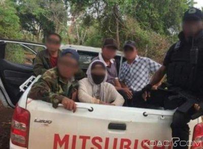 Côte d'Ivoire : Séguéla, pour exploitation frauduleuse de manganèse, 5 chinois mis aux arrêts
