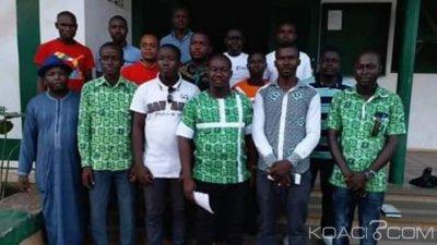 Côte d'Ivoire : Toumodi, pour mettre un terme aux actions du RHDP unifié dans leur zone,  la J-PDCI du Bélier en action