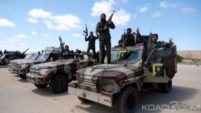Libye: L'offensive du Maréchal Haftar sur Tripoli a fait 35 morts et 50 blessés