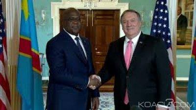 RDC : Les propos de Tshisekedi à Washington qualifiés «d'attaques gratuites» par le camp de Kabila