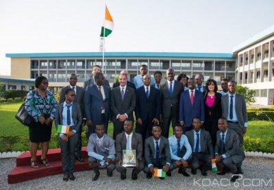 Côte d'Ivoire : En prélude à la visite officielle du Président de la République Arabe d'Égypte à Abidjan, le ministre de la Communication et des technologies salue le travail réalisé