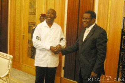 Côte d'Ivoire : Depuis Bruxelles, Laurent Gbagbo a échangé avec l'ex Premier Ministre du Togo, Joseph Koffigoh
