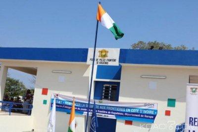 Côte d'Ivoire : Criminalité transnationale, un nouveau  poste frontalier sera construit à Tienfizo (Kabadougou)