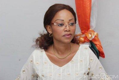 Côte d'Ivoire : Abidjan, la Présidente d'honneur de « AGC am bi kô » estime qu'il est «dommage pour le PDCI pour Bédié de créer une plateforme de l'opposition »