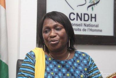 Côte d'Ivoire : Abidjan, CNDH, le Gouvernement entérine l'élection de la Présidente, de la Vice-présidente et du Secrétaire exécutif