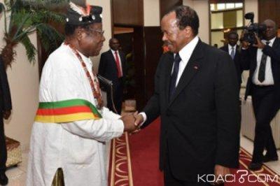 Cameroun : Dissensions dans le sérail, un sénateur influent s'oppose à Biya et se prononce pour le fédéralisme