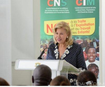 Côte d'Ivoire : Dominique Ouattara estime que beaucoup d'efforts restent encore à fournir pour éradiquer la lutte contre le travail des enfants