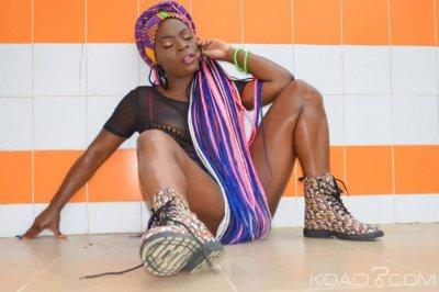 Côte d'Ivoire : Critiquée pour son «art du nu», Delphine Krizoua «c'est un message que je véhicule», dans l'univers de l'artiste