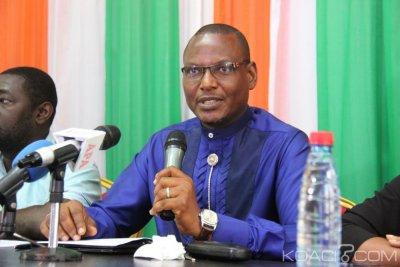 Côte d'ivoire : UNJCI, Bamba Idrissa veut prendre la tête de l'union pour « une forme de pression intelligente »