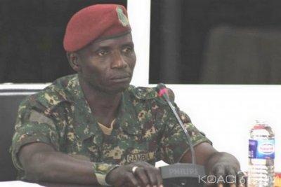 Gambie : L'adjudant Lamin Colley renvoyé de l'Armée