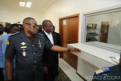 Côte d'Ivoire : De nouvelles infrastructures des forces armées ont été inaugurées par Hamed Bakayoko