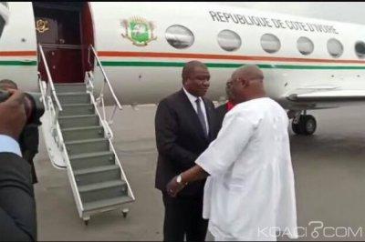 Côte d'Ivoire : Bakayoko envoyé chez Kaboré pour un message de Ouattara et plus?