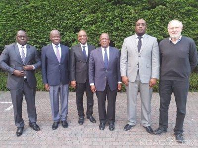 Côte d'Ivoire : Après sa libération sous condition, EDS chez Gbagbo en Belgique, ce qu'il se sont dit