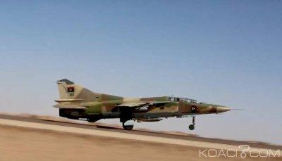 Libye : Un avion de chasse pro-Haftar abattu par le GNA près de Tripoli