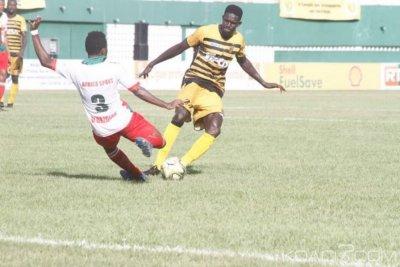 Côte d'Ivoire : Ligue1, L'Asec accroché par l'Africa (1-1) retrouve le podium