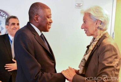 Côte d'Ivoire : Le FMI en phase avec le gouvernement ivoirien