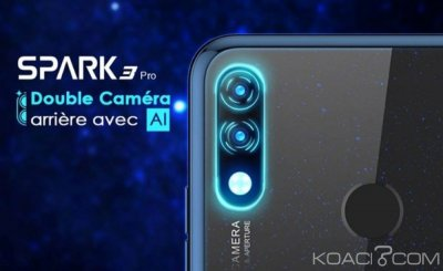 Côte d'Ivoire: Cinq Bonnes raisons pour lesquelles vous devrez passer du Tecno Spark 2 au Tecno Spark 3 PRO
