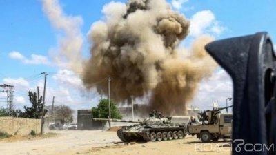 Libye: L'offensive de  Haftar pour «arracher» Tripoli a déjà fait près de 150 morts et 614 blessés