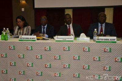 Côte d'Ivoire : Précisions de  la DGI sur les recettes recouvrées au premier trimestre 2019