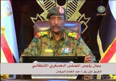 Soudan : Le  Procureur général limogé   par le chef du Conseil militaire de transition
