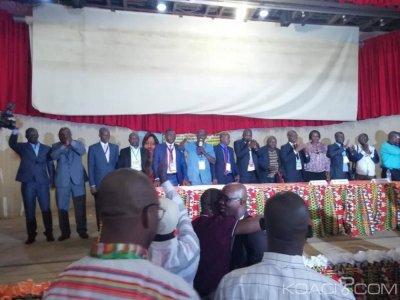Côte d'Ivoire : Yamoussoukro, Cissé Vacaba reconduit PCA de la Mutuelle du personnel de l'éducation nationale pour un mandat de 5 ans