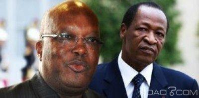 Burkina Faso-Côte d'Ivoire : Lettre de Blaise Compaoré au président Kaboré qui « prend acte »