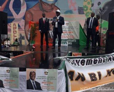 Côte d'Ivoire : A l'approche de 2020, le RHDP mobilise ses militants de New York pour la victoire