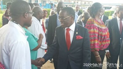 Côte d'Ivoire : Programme Social, après une visite de l'hôpital général d'Abobo,  le ministre de la Santé annonce la construction de CHR à Katiola et Boundiali