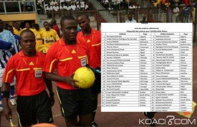 Côte d'Ivoire : Aucun arbitre ivoirien central ni assistant présélectionné pour la CAN 2019