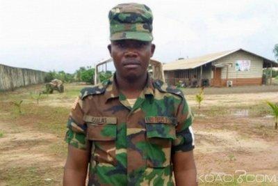 Liberia : L'Armée va discipliner le Caporal Sieh Collins pour menace contre des libériens